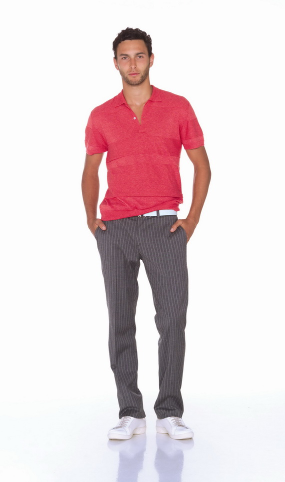 This is Men's Casual Style that really perfect for your boyfriend. Just check it our top pick Men's Style Casual on our current list. Men normally choose mainly superior high-quality w. 23 Summer Work Outfit Styles For Men Blue an khaki is a simple summer traditional look. .