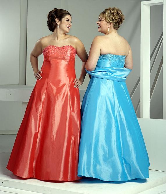 Plus Size Aurora Prom Dresses - Long Dresses Online