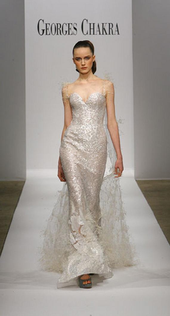 georges chakra wedding dress - photo #7