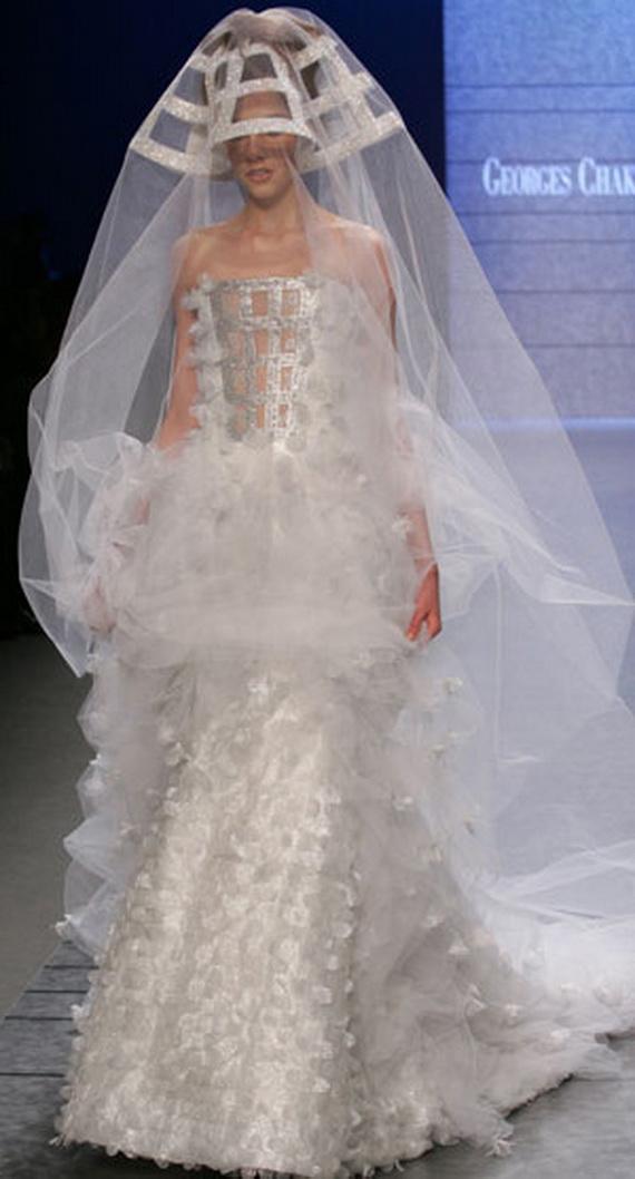 georges chakra wedding dress - photo #16