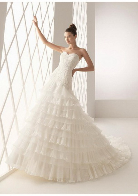 giorgio armani wedding dresses latest bridal collection