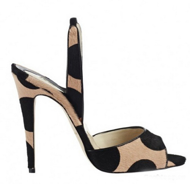 Brian Atwood Shoes Spring Summer 2012 Collection For
