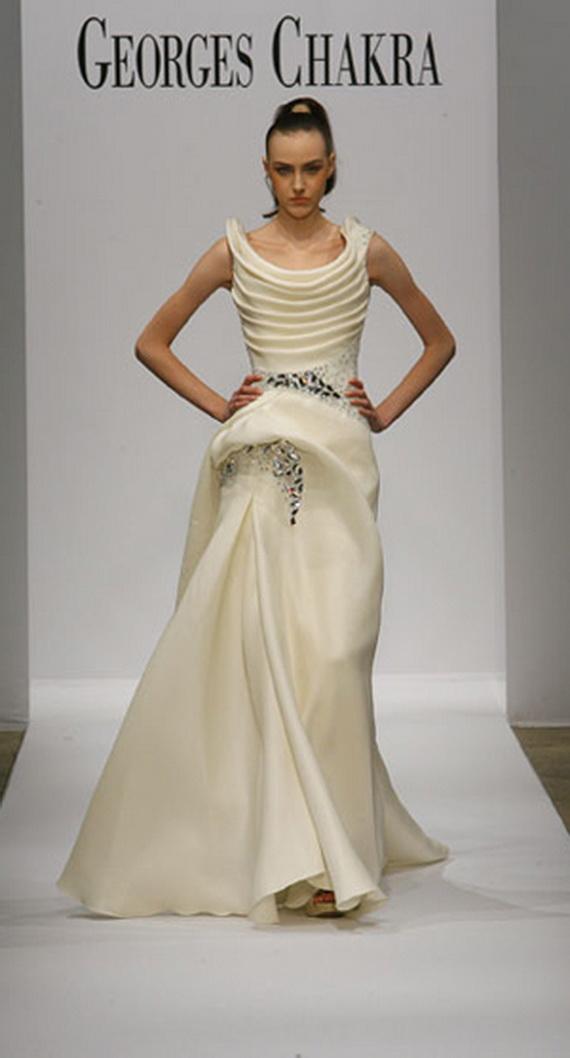 georges chakra wedding dress - photo #8