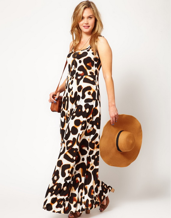maxi dress fashion trends - for life and style