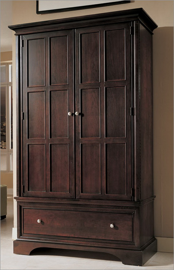 bedroom armoire furniture designs for life and style. Black Bedroom Furniture Sets. Home Design Ideas