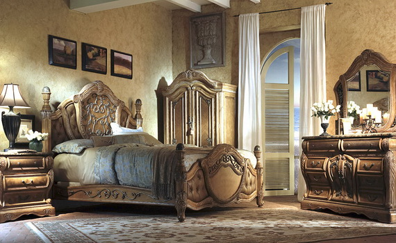 Luxurious Bedrooms From Aico Furniture - for life and style