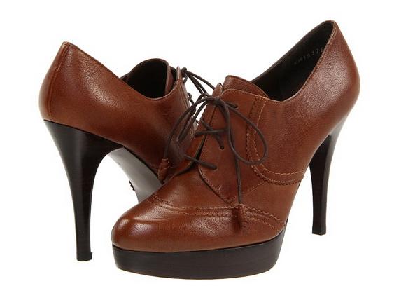 Oxford Heels Women