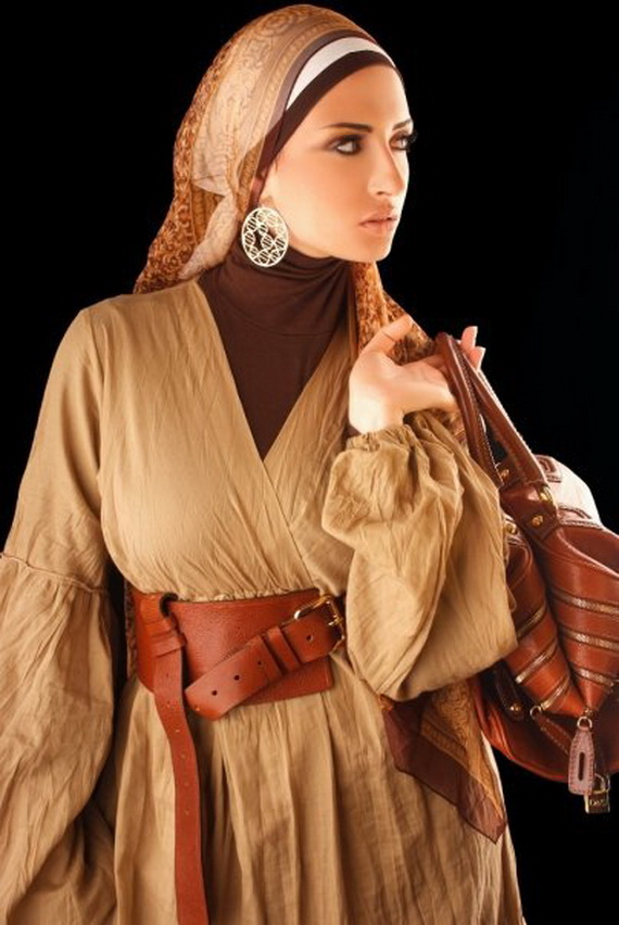 Modern arabic dress - Modern Islamic Clothes For Women For Life And Style