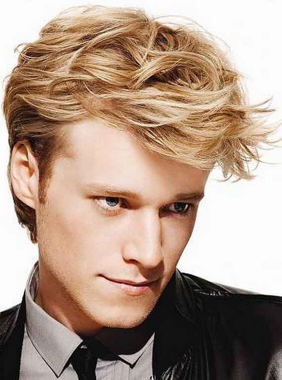 Men S Blonde Hairstyles For 2012 For Life And Style