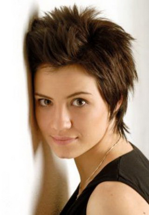 Cool Layered Very Short Hairstyles Trends - for life and style