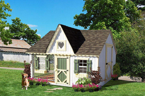 Luxury Small And Large Outdoor Dog House For Life Style