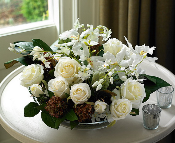 silk wedding flower arrangements and bouquets for life and style