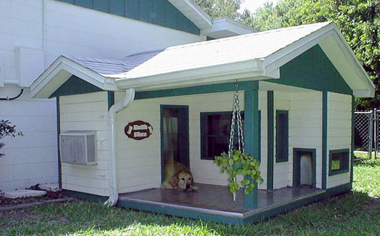 climate-controlled-dog-house