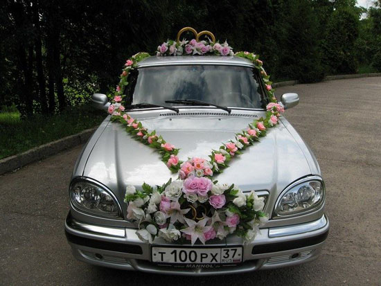 Wedding Car Decorations Ideas For Life And Style