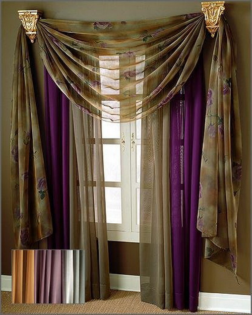 Curtain Designs Ideas: Modern Curtain Design Ideas