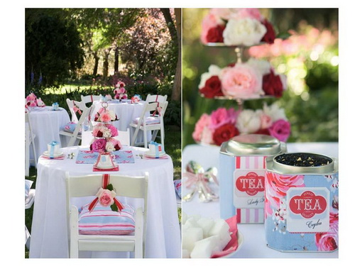 Garden Party Decoration Ideas | for life and style